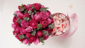 Подари счастье и положительные эмоции красивым букетом: доставка цветов в Запорожье