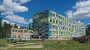 У Запорізькій області за 70 мільйонів гривень роблять капітальний ремонт школи, – ФОТОРЕПОРТАЖ