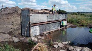 В Запорожской области начали ремонт еще одного аварийного моста, – ФОТОРЕПОРТАЖ