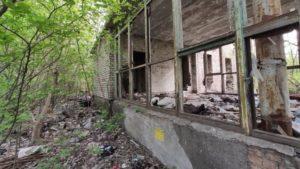 В центре Запорожья на месте заброшенного детского сада построят новый многоквартирный дом, – ФОТО