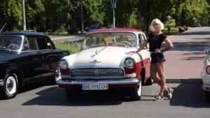 В Запорожье состоялся масштабный слет владельцев автомобилей «Волга», – ФОТОРЕПОРТАЖ