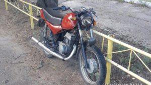 В Запорожской области пьяный мотоциклист разбился в смертельном ДТП, – ФОТО