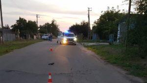 У Запорізькій області молодий водій на смерть збив пішохода, – ФОТО