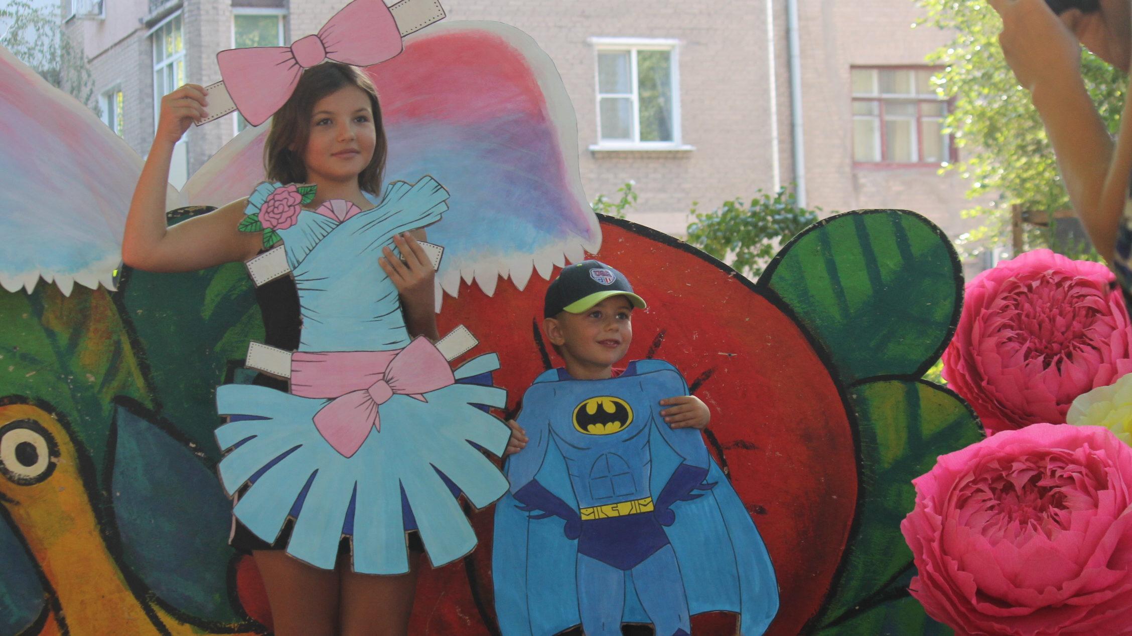 В Запорожье с аншлагом стартовал фестиваль детского творчества «Книголесье», – ФОТОРЕПОРТАЖ