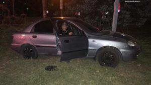 У Запоріжжі нетверезі водії за ніч влаштували дві ДТП, – ФОТО