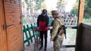На украинско-белорусской границе до конца месяца приостанавливают упрощенный пропуск украинцев, – Госпогранслужба