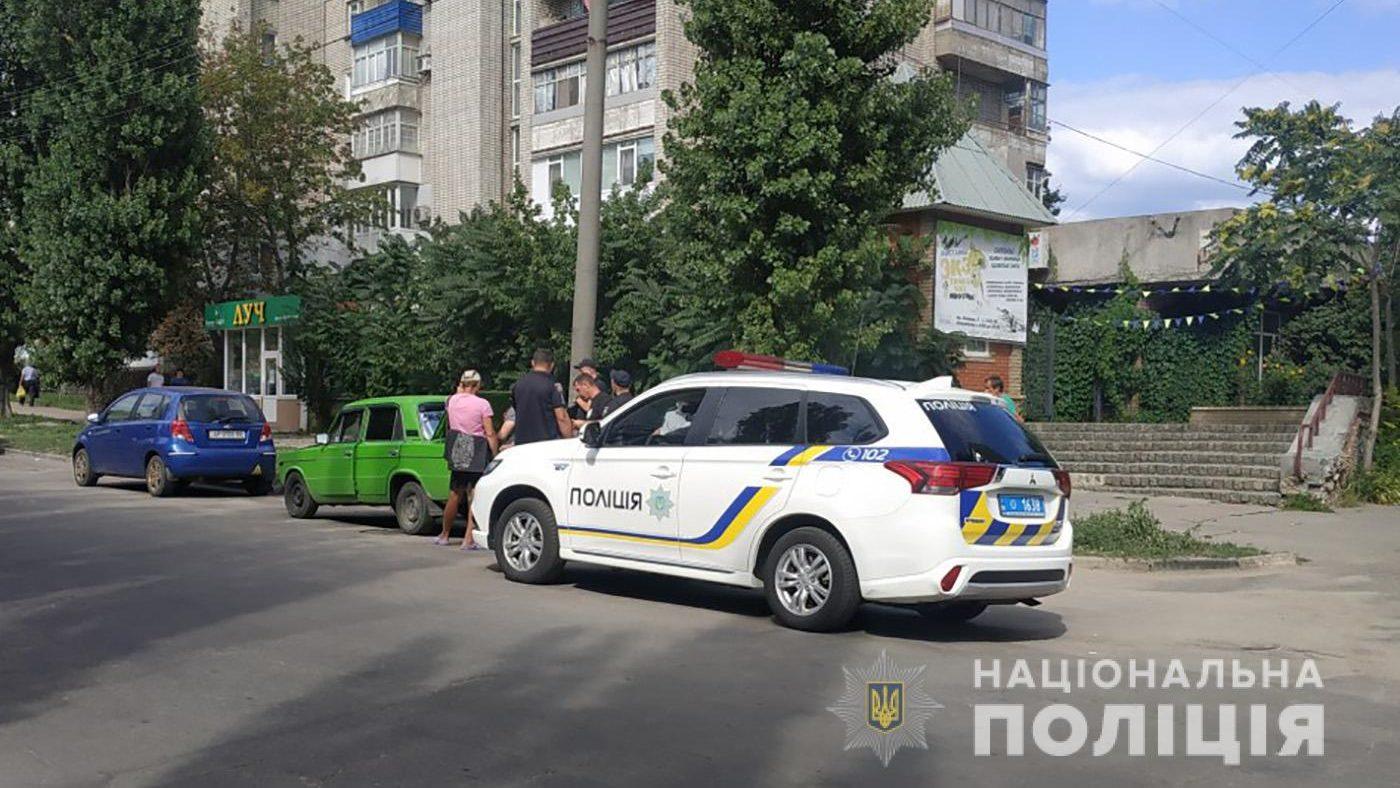 В Запорожской области водитель «под кайфом» пытался откупиться от полиции, – ФОТО
