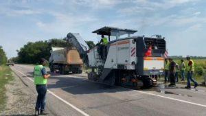 В Запорожской области за 570 миллионов отремонтируют еще 30 километров трассы, – ФОТО