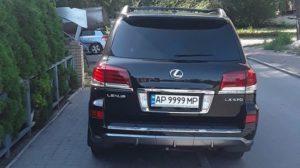 За липень інспектори з паркування оштрафували запоріжців на 480 тисяч гривень