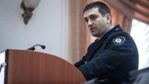 Колишнього голову ГУНП Запорізької області, якого затримали за п'яну їзду, звільнили за власним бажанням
