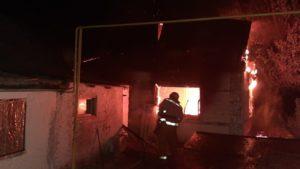 В Мелітопольському районі вщент згорів будинок, — ФОТО