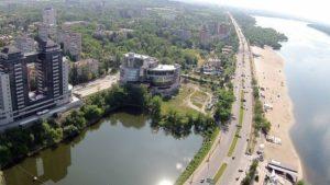 В Запорожье на выходных перекроют движение по Набережной магистрали, – СХЕМА