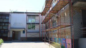 У Запоріжжі на Космосі фасад музичної школи прикрасять муралом з прибульцем, – ФОТО