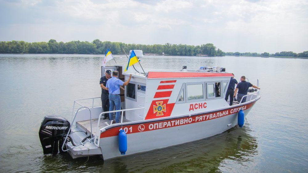 В Кирилівці черговий відпочивальник не зміг вибратися з моря самотужки