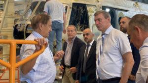 Віце-прем'єр-міністр України відвідав стратегічні заводи Запоріжжя, – ФОТО