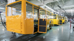 На Запорожском автозаводе показали, как собирают новые школьные автобусы собственного производства, – ФОТОРЕПОРТАЖ