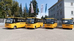 Запорізькі школи отримали чотири нових автобуса виробництва заводу ЗАЗ, – ФОТО