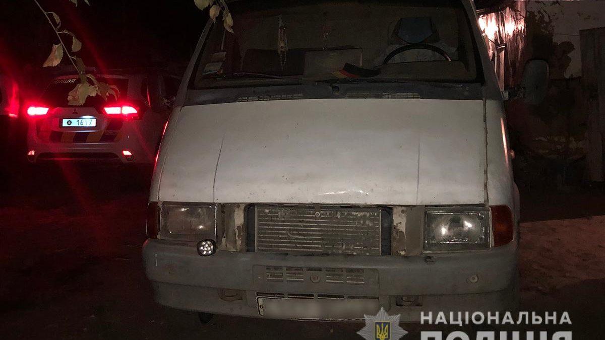 В Запорожской области рецидивист умышленно переехал мужчину и сбежал с места преступления, – ВИДЕО
