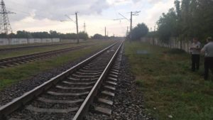 В Запорожской области поезд насмерть сбил человека, – ФОТО