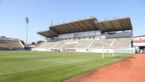 У Запоріжжі вперше зіграють футбольні матчі Ліги Європи