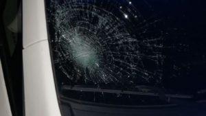 У Запоріжжі патрульні поліцейські збили пішохода, – ФОТО