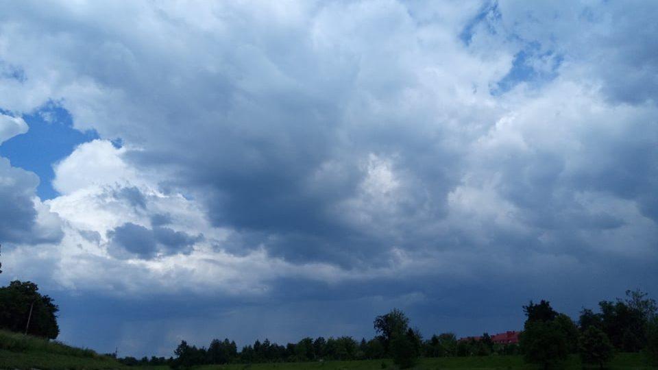 Запорожцам прогнозируют ухудшение погодных условий