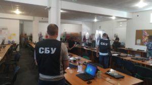 Мелітопольці оббирали банківські рахунки українців, організувавши