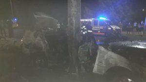 ГСЧС-ники рассказали о последствиях ликвидации аварии вчерашнего ДТП на Набережной, — ФОТО