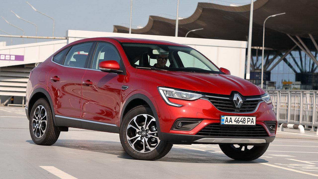 Як виглядатиме Renault, які виготовлятимуть в Запоріжжі, — ФОТО