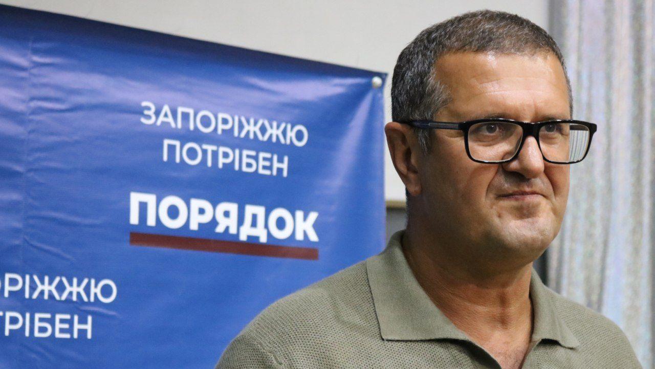 «Мы должны навести порядок в стране»: известный промышленник встретился с жителями Запорожья