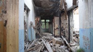 Руины института: как сейчас выглядит заброшенный ЦИМЕЖ в Запорожье на Хортице, – ФОТОРЕПОРТАЖ