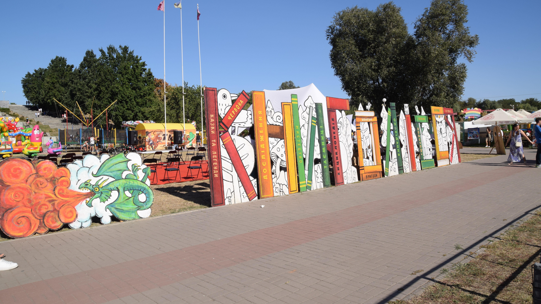 В Запорожье с мастер-классами и кинопоказом проходит детский фестиваль «Книголесье», – ФОТОРЕПОРТАЖ