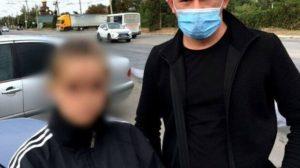 12-річну мешканку Херсонської області, яку бачили в Запоріжжі, знайшли