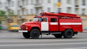 В пгт Запорожской области в огне погиб человек