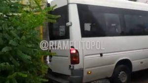 В Запорожской области маршрутка с пассажирами попала в ДТП и влетела в стену дома, – ФОТО, ВИДЕО