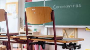 Две школы в одном районе Запорожской области полностью перешли на дистанционное обучение из-за COVID-19