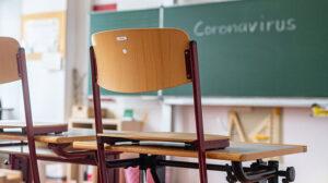 В Запорожской области в школе ввели карантин из-за нового случая COVID-19