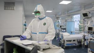 За вчерашний день еще 117 жителей Запорожской области заболели COVID-19
