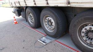 У Запорізькій області автоперевізника оштрафували за перевантажену фуру