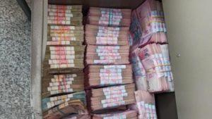 """У Запоріжжі викрили незаконний криптовалютний """"обмінник"""": вилучили сім мільйонів гривень"""