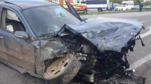 На трасі між Запоріжжям та Дніпром сталась потрійна ДТП: рятувальники розповіли подробиці