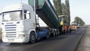 В Запорожской области за 63 миллиона ремонтируют трассу Васильевка-Днепрорудное, – ФОТО