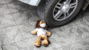 В Запорожской области машина сбила 7-летнюю девочку