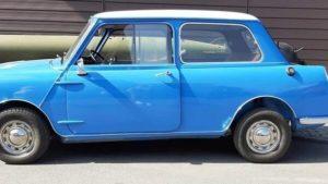 В запорізькому музеї ретро автівок з'явився рідкісний екземпляр, — ФОТО