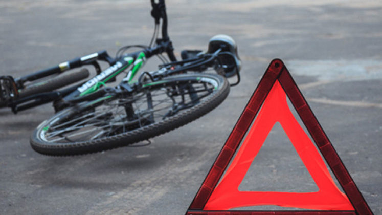 В Запорожье велосипедист попал в ДТП: у 15-летнего парня травмирован позвоночник