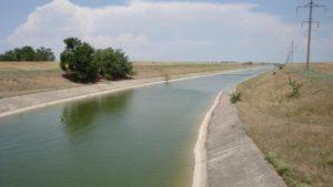 В Запорожской области в оросительном канале нашли тело мужчины