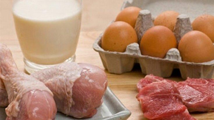 В Запорожской области подешевели фрукты и овощи, цены на мясо и хлеб пошли вверх