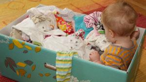 Верховна Рада повернула «пакунок малюка» замість грошової виплати