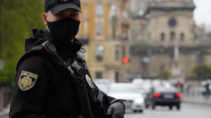 Запорожская область побила антирекорд по количеству больных COVID-19 полицейских