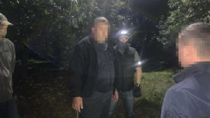 В Запорізькій області поліцейський